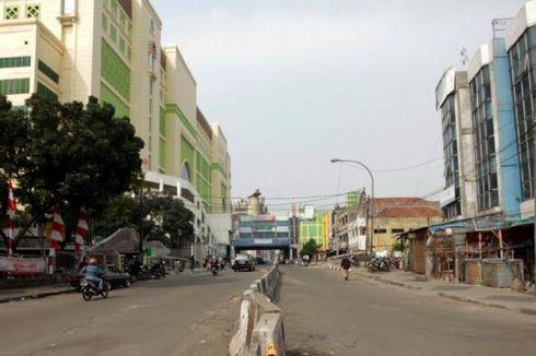 Jokowi Jadikan Penertiban Pasar Tanah Abang sebagai Contoh