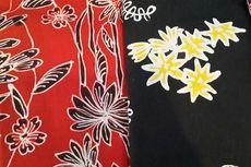Batik Nurita Khas Pasuruan dengan Motif Bunga Krisan dan Sedap Malam