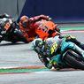 Finis Ke-13 Bukan Bencana, Rossi Ungkap Target untuk MotoGP Austria