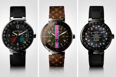 Louis Vuitton Rilis Arloji Pintar Android, Dijual Rp 33 Juta