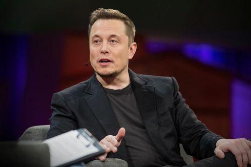 Elon Musk Mendadak