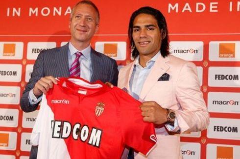 Falcao Diharapkan Bawa Monaco Kuasai Eropa