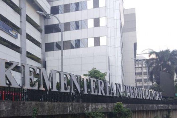 Kantor Kementerian Perhubungan