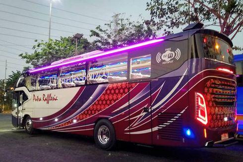 Pilihan Bus AKAP Jakarta-Bengkulu, Ada PO SAN dan Putra Rafflesia