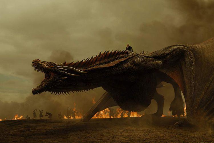 HBO akan membuat prekuel serial Game of Thrones, House of the Dragon, yang berpusat pada cerita keluarga Targaryen.