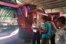 Jelang Liburan Akhir Tahun, 30 Persen Bus Tak Laik Beroperasi