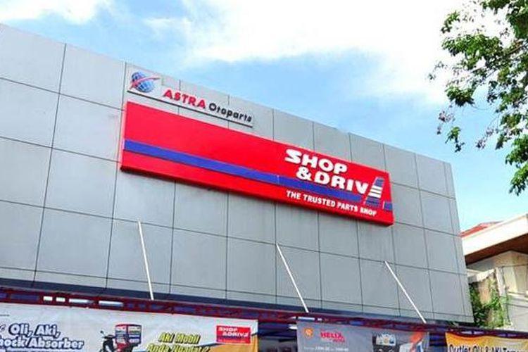 Promo Lebaran dari Shop n Drive