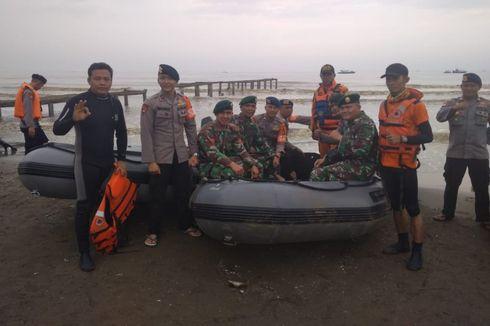 Perairan Dangkal, Tim Penyelam Lion Air JT 610 Andalkan Perahu Karet