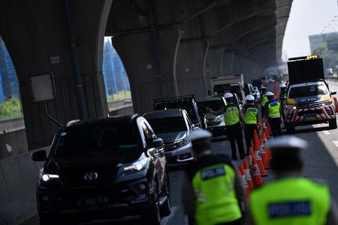 Jasa Marga Tutup Sebagian Lajur Tol Jakarta-Cikampek