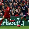 Liverpool Vs Bournemouth, Salah dan Mane Bawa The Reds Unggul