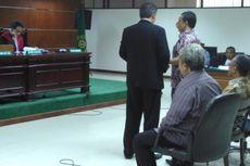 Ketua PTUN Medan Mengaku Tiga Kali Diberi Amplop oleh OC Kaligis