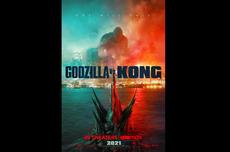 Kemunculan MechaGodzilla di Godzilla vs Kong Terungkap Lewat T-shirt