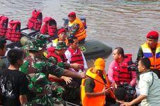 Jokowi: Dari Titik ke Titik, Masalah Ciliwung Hanya Sampah