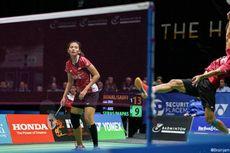 Semifinal China Masters 2018, Indonesia Sisakan 1 Wakil