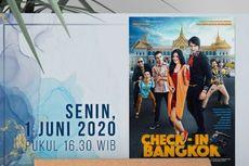 Sinopsis Check in Bangkok, Kisah Cinta Segitiga di Negeri Gajah Putih