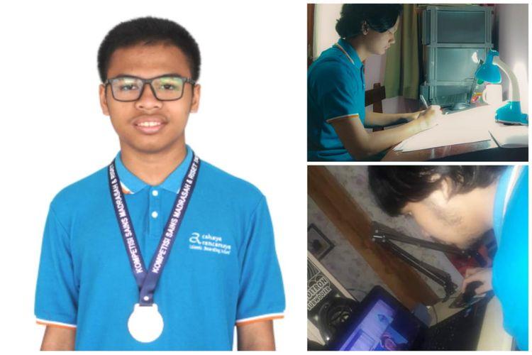 Tim olimpiade SMA Cahaya Rancamaya, yaitu Olymipad Squad of Cahaya Rancamaya (OSCAR), mengirimkan 6 siswa yang menjadi wakil Jawa Barat dalam Kompetisi Sains Nasional 2020.