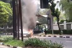 Banyak Kasus Mobil Terbakar, Ini Pentingnya Bawa APAR