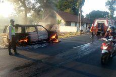 Pentingnya Bawa APAR, Cegah Mobil Habis Dilahap Api