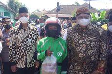 Hadiri Tradisi Yaa Qowiyyu di Klaten, Ganjar Pranowo dan Airlangga Kompak Pakai Batik