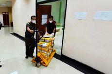 Kejati Geledah Gudang Biro Kesra Banten Terkait Dugaan Korupsi Dana Hibah Ponpes