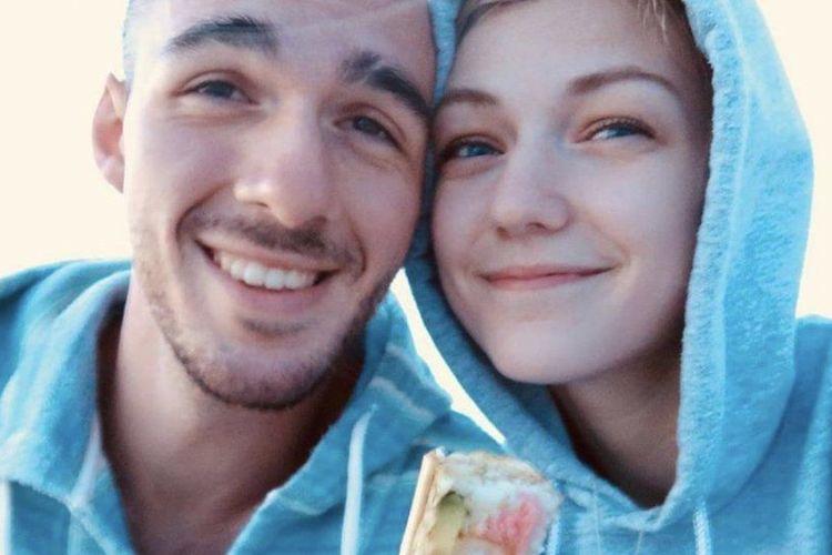 Gabby Petito dan kekasihnya Brian Laundrie