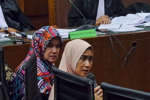 Cici Tegal Akui Terima Cek Senilai Rp 500 Juta dari Siti Fadilah