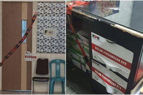 OTT KPK di Kaltim, Kantor Bupati Kutai Timur Disegel, Tak Ada yang Boleh Masuk