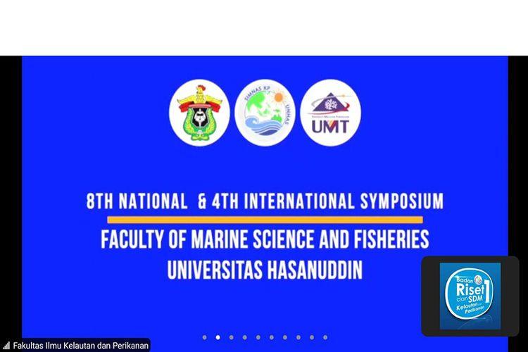 Simposium Nasional VIII serta Internasional IV Kelautan dan Perikanan Fakultas Ilmu Kelautan dan Perikanan Universitas Hasanuddin itu bekerja sama dengan Universiti Malaysia Terengganu.