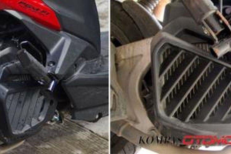 Ancaman Fatal Meremehkan Radiator Sepeda Motor