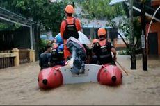 Tim SAR Evakuasi 51 Orang Terdampak Banjir dan Longsor di Manado