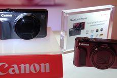Canon Luncurkan Empat Kamera Zoom untuk
