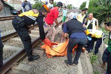 Jasad Pria Ditemukan di Dekat Rel, Diduga Korban Tertabrak Kereta