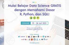 DQLab-UMN Buka Kursus Data Science Gratis untuk Umum Periode Juli 2021