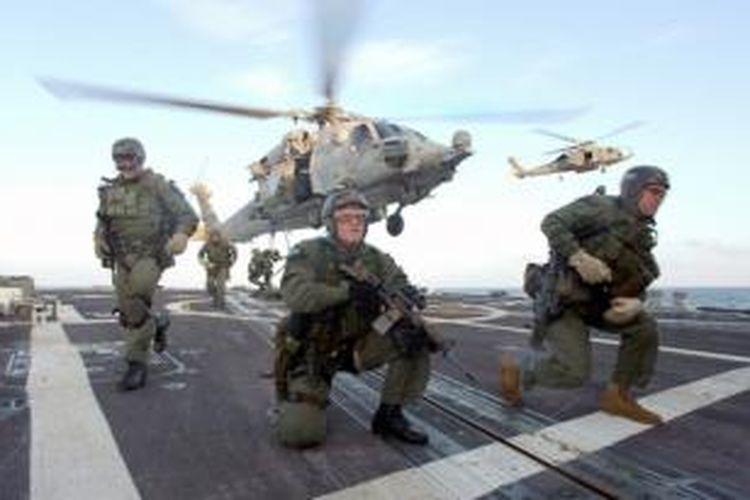 Pasukan khusus AS, Navy SEAL.