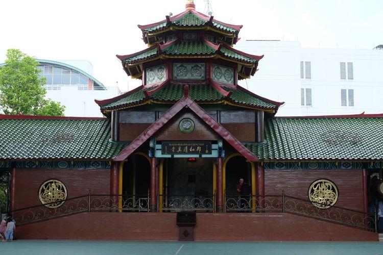 Masjid Muhammad Cheng Ho di Surabaya
