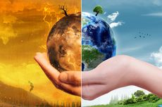 AS Akan Gandeng China untuk Tangani Perubahan Iklim
