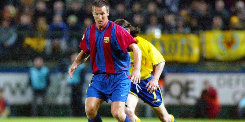 Patrik Andersson ((Bayern: 1999-2001, Barcelona: 2001-2004)