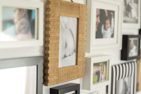 Yuk, Bikin Galeri Dinding Sendiri di Rumah, Begini Caranya