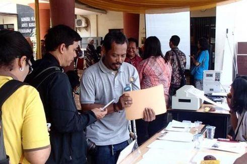 Masyarakat Tanda Tangani Petisi RUU Disabilitas
