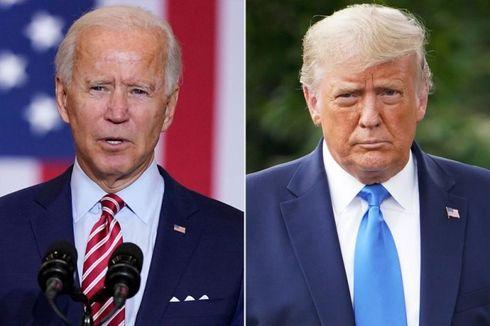 Biden Pertimbangkan Cabut Hak Trump Dapat Informasi Rahasia Negara