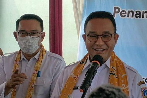 Canda Anies Saat Ditanya Penjajakan Pilres 2024 dengan Ridwan Kamil