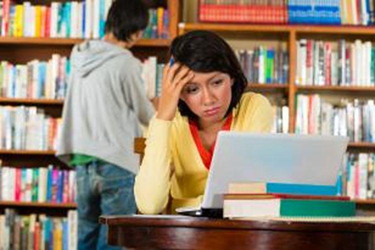 Keaktifan mahasiswa memberikan komentar di forum itu kemudian menjadi penilaian masing-masing pribadi.