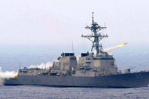 AS dan Inggris Gelar Latihan Gabungan di Laut China Selatan