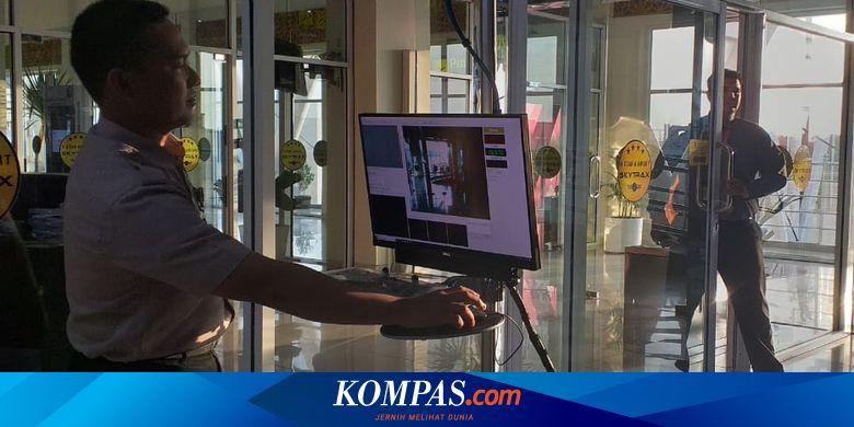 KAEF Pasien Corona Lolos di Bandara Pekanbaru, Dinkes Riau Ambil Langkah Ini