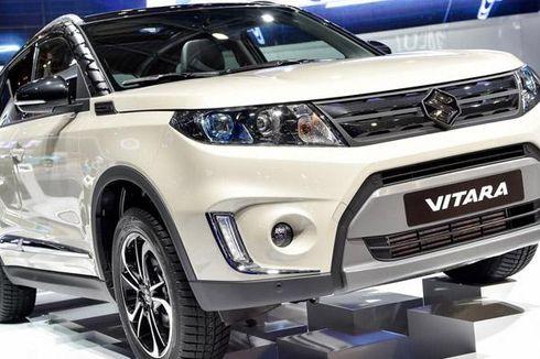 Ini Negara Pertama yang Produksi Suzuki Vitara