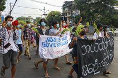 Protes Myanmar Berlanjut Setelah Inisiatif Perdamaian ASEAN