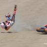 MotoGP Spanyol - Lengan Kanan Marc Marquez Retak, Masa Pemulihan Belum Bisa Dipastikan