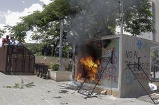 Ribuan Warga El Salvador Demo Tolak Bitcoin, Bakar ATM Uang Kripto