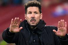 Atletico Madrid Putus Kontrak Diego Costa, Respons Simeone...