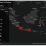 153.535 Positif Corona, Ini 5 Daerah di Indonesia dengan Kasus Terendah dan Tertinggi